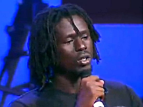 Emmanuel Jal, War Child