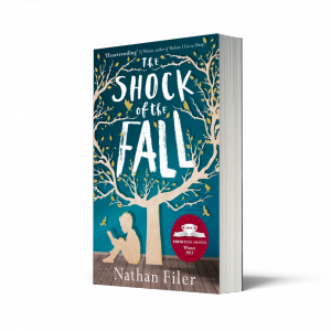 Shock of the fall cover